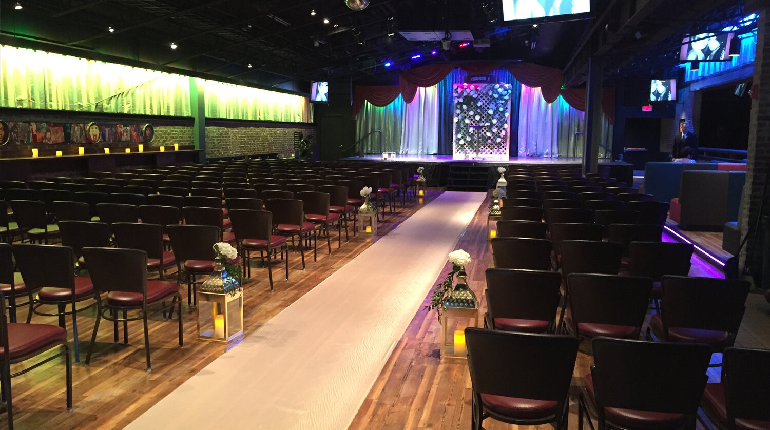Weddings Venue | Viper Alley